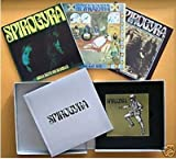 SPIROGYRA 4 LP Miniature CD BOX SET *SEALED* RARE