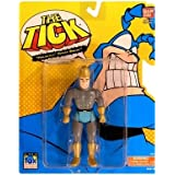 The Tick Series 1 Projectile Human Bullet Action Figure
