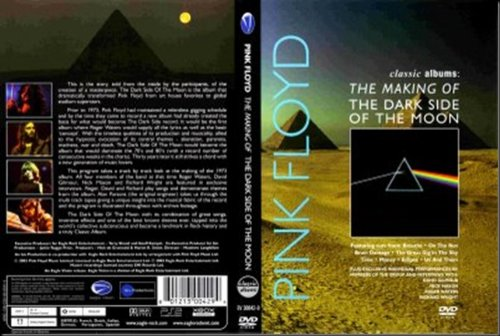 Pink Floyd - The Making of The Dark Side Of The Moon [DVD] [2008]