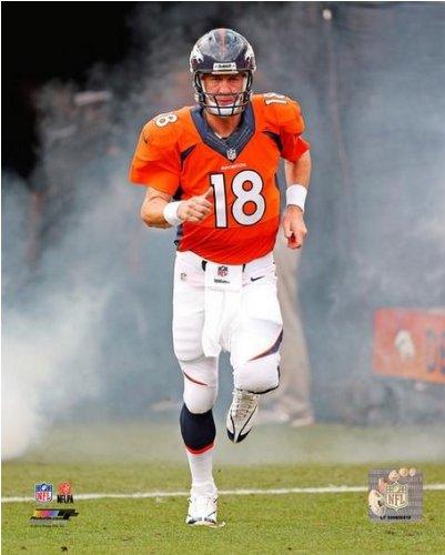 Peyton Manning Denver Broncos 2013 NFL Action Photo 8x10 #3