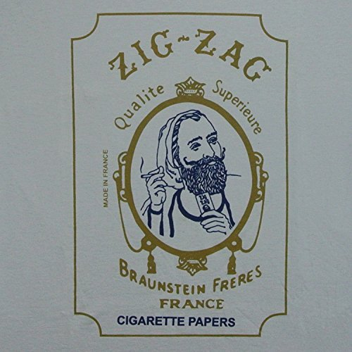 Pastel-Gray-Zig-Zag-Cigarette-Rolling-Papers-Shirt