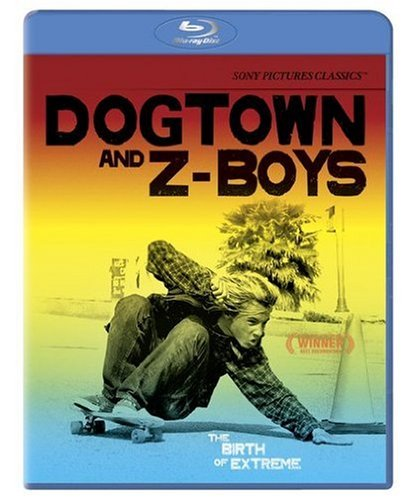 Cover art for  Dogtown and Z-Boys [Blu-ray]
