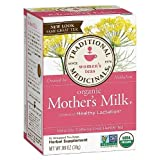 Traditional Medicinals - Mothers Milk Herb Teas, 16 bag (Pack of 3)