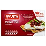 Ryvita Crispbread Dark Rye 250g