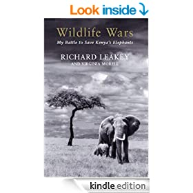 Wildlife Wars: My Battle to Save Kenya's Elephants