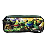 Ninja Turtles Green Pencil Case