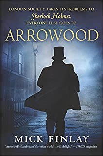 Book Cover: Arrowood: A Novel