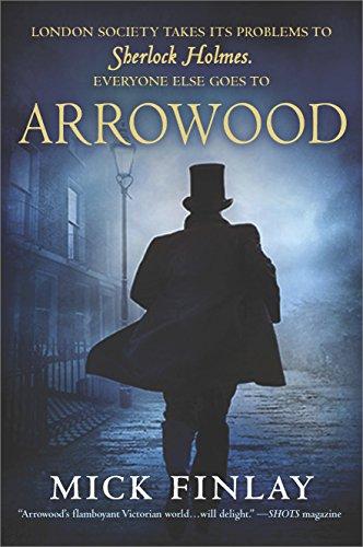 Book Cover: Arrowood: A Novel
