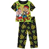 Jake and the Never Land Pirates 2 Piece Pj Set