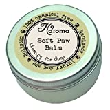Soft Paw Balm for Dogs (100% Chemical Free BeesWax Based) Prevents Slipping and Provides Protection in Harsh Winter and Summer Climatesby K9Aroma