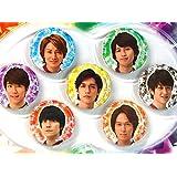 関ジャニ∞ KANJANI∞ 公式グッズ ミニバッジセット