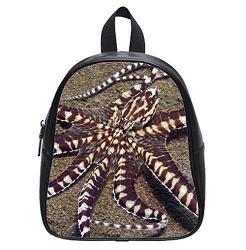 mimic octopus Backpack Kid's School Bag Small
