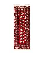 RugSense Alfombra Kashmir Rojo/Multicolor 179 x 63 cm
