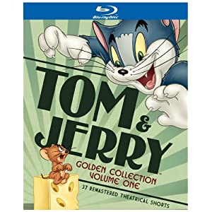 Tom & Jerry Golden Collection Vol 1