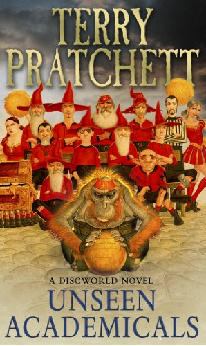 Unseen Academicals (Discworld Novels)
