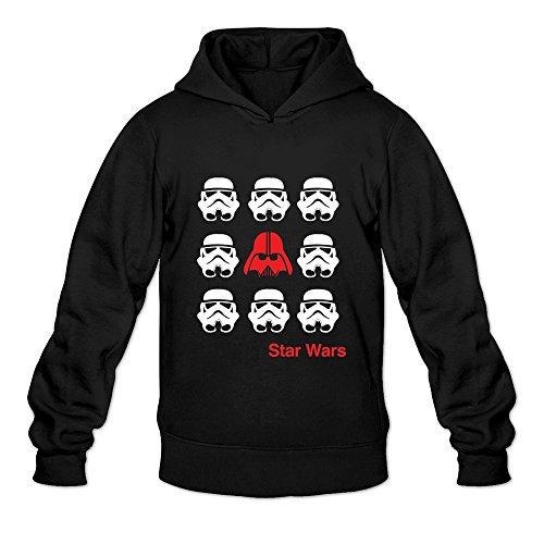 Star Wars #1 Dad Darth Vader Father's Day T-Shirt - Black