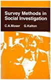 img - for Survey Methods in Social Investigation book / textbook / text book