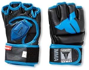 Throwdown MMA 12-0249 Gants de boxe de compétition Femme Noir/Bleu Taille L
