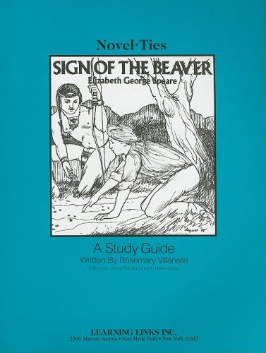 sign of the beaver First published in 1983, the sign of the beaver is a children's classic this edition contains an introduction by joseph bruchac, which essentially states that the book is racist and sexist but a worthwhile historical novel nonetheless.