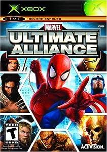 Marvel Ultimate Alliance - Xbox