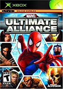 Marvel Ultimate Alliance - Xbox