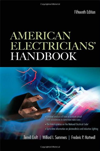 American Electricians' Handbook - McGraw-Hill Professional - MG-0071494626 - ISBN: 0071494626 - ISBN-13: 9780071494625