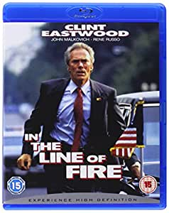 In the Line of Fire [Reino Unido] [Blu-ray]