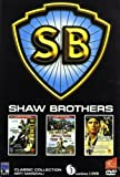 echange, troc Shaw Brothers Classic Collection 01 (3 Dvd)