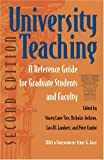 img - for University Teaching: A Reference for Graduate Students and Faculty, Second Edition by Leo Lambert (2005-07-08) book / textbook / text book