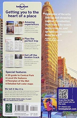 New York City 9 (inglés) (Travel Guide)