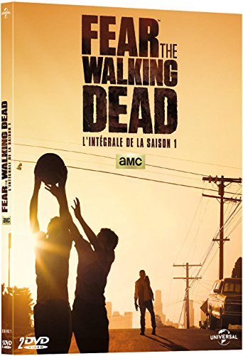 Coffret fear the walking dead, saison 1 [Edizione: Francia]