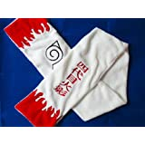 Naruto: Yondaime the 4th Hokage Fleece Scarf