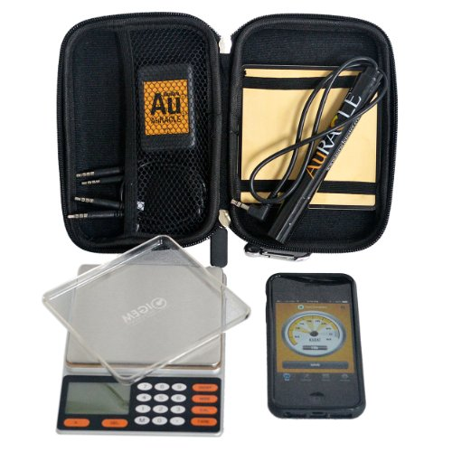 Gemoro Agt2 Auracle Mobile Iphone Electronic Gold Test With Price Computing The Gold Scale Kit