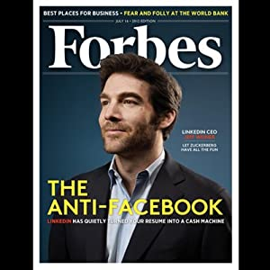 Forbes, July 2, 2012 | [ Forbes]