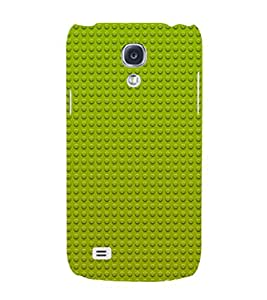EPICCASE Dot pattern Mobile Back Case Cover For Samsung Galaxy S4 Mini (Designer Case)