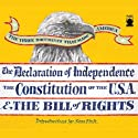 The Three Documents That Made America (       UNABRIDGED) by Sam Fink Narrated by Sam Fink, Terry Bregy