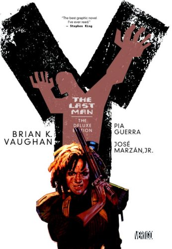 Y: The Last Man, Book 2, Deluxe Edition Picture