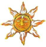 Sun Celestial Wall Art Indoor Outdoor Decoration