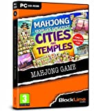 Mahjong World's Greatest Cities and Temples PC DVD Computer Game