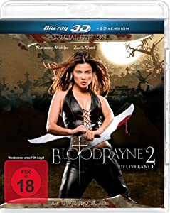 BloodRayne 2 - Deliverance [3D Blu-ray] [Special Edition]
