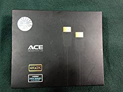 ACE HDMI HIGH SPEED with Ethernet 1.5M - Black