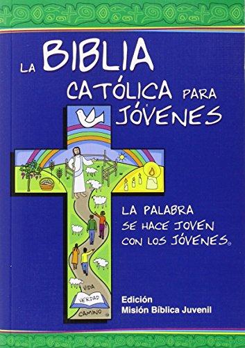 La Biblia Catolica Para Jovenes. Mision. Junior (Ediciones bíblicas EVD)