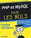 echange, troc Janet Valade - PHP & MySQL pour les Nuls