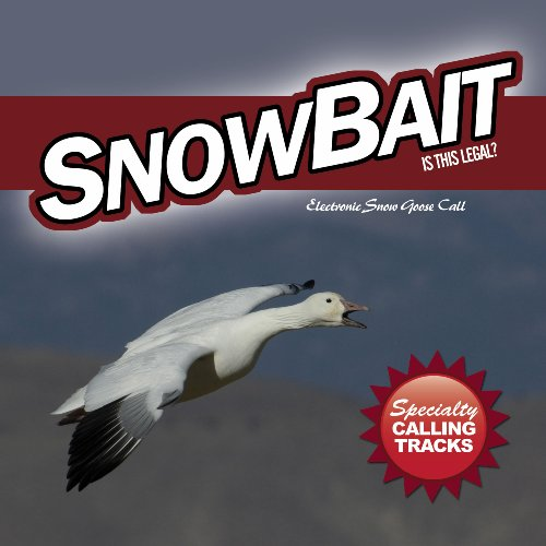 Best Price! Snow Bait Electronic Snow Goose Call