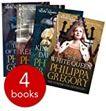 img - for Cousins' War Quartet Collection - The Lady of the Rivers, The White Queen, The Red Queen, The Kingmaker's Daughter book / textbook / text book
