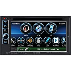 See Kenwood DNX6190HD In-Dash 2-DIN Head Unit Car Stereo Details