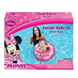 Minnie Mouse Bowtique Baby Toddler Ride-on Float Seat - Swim Raft, Ring, Pool, Beach