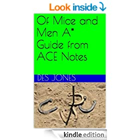 Of Mice and Men A* Guide from ACE Notes