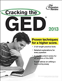 Cracking The GED, 2013 Edition (College Test Preparation)