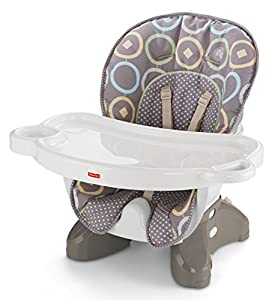 Fisher-Price Spacesaver High Chair, Luminosity by Fisher-Price